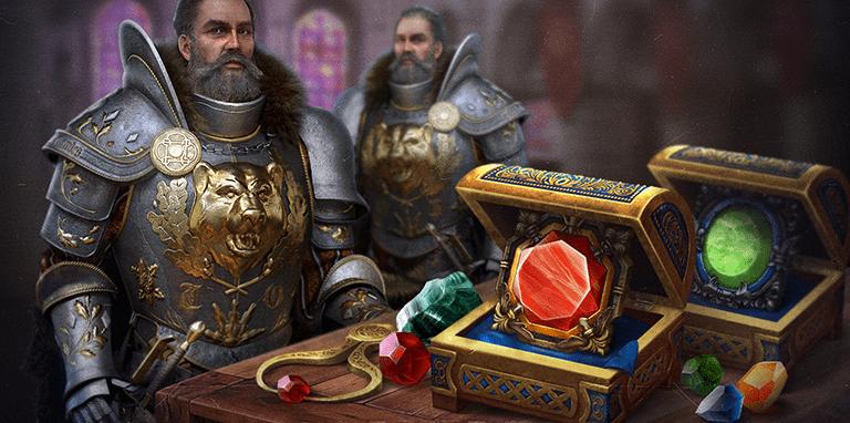 Throne: Kingdom at War Update
