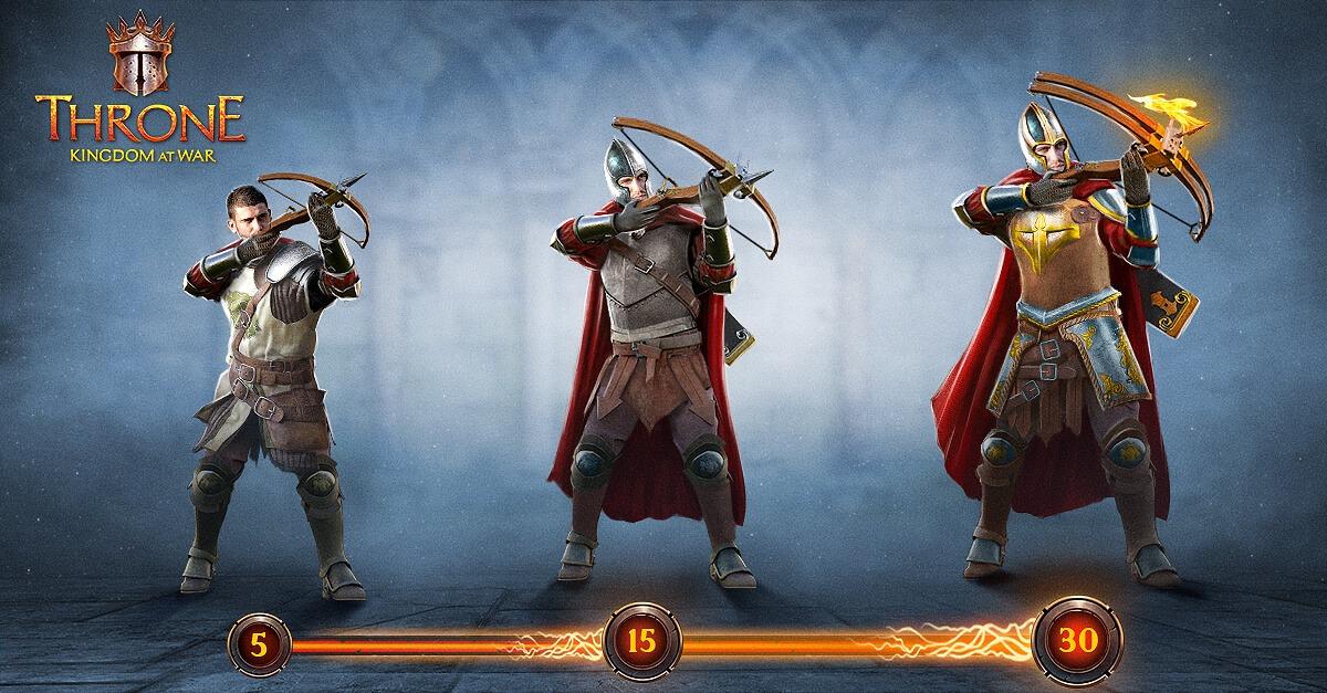 Герой throne kingdom at war