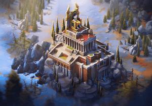 Бастион Императора в Throne: Kingdom at War