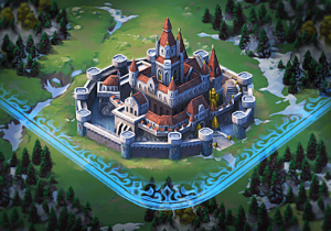 Throne: Kingdom At War Владения Ордена