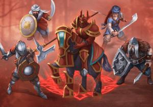 Throne: Kingdom at War Альфа-Агрессоры