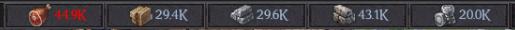 Throne: Kingdom at War Resources
