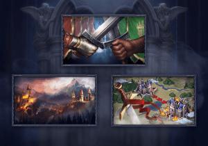 Tournaments in Throne: Kingdom at War