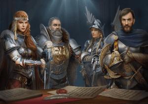 Throne: Kingdom at War Союзники