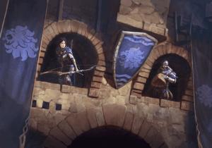 Throne: Kingdom at War Защита Замка