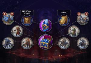 Hero's Crystals