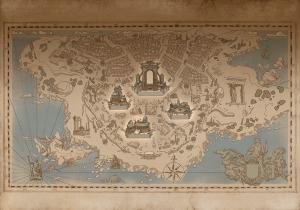 Карта Руины Доминиона