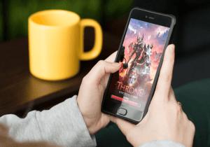 game Throne: Kingdom at War