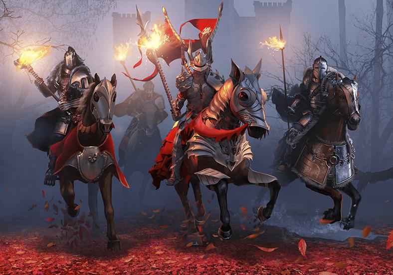 Throne: Kingdom at War секреты Осады