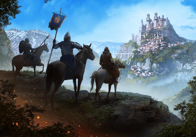 Обновление игры Throne
