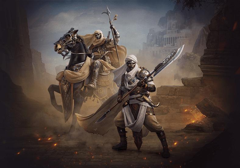 Лучшие воины мира игры Throne: Kingdom at War