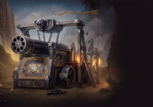 Siege: Vitruvirn's Cannons