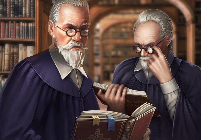 Game studies Throne